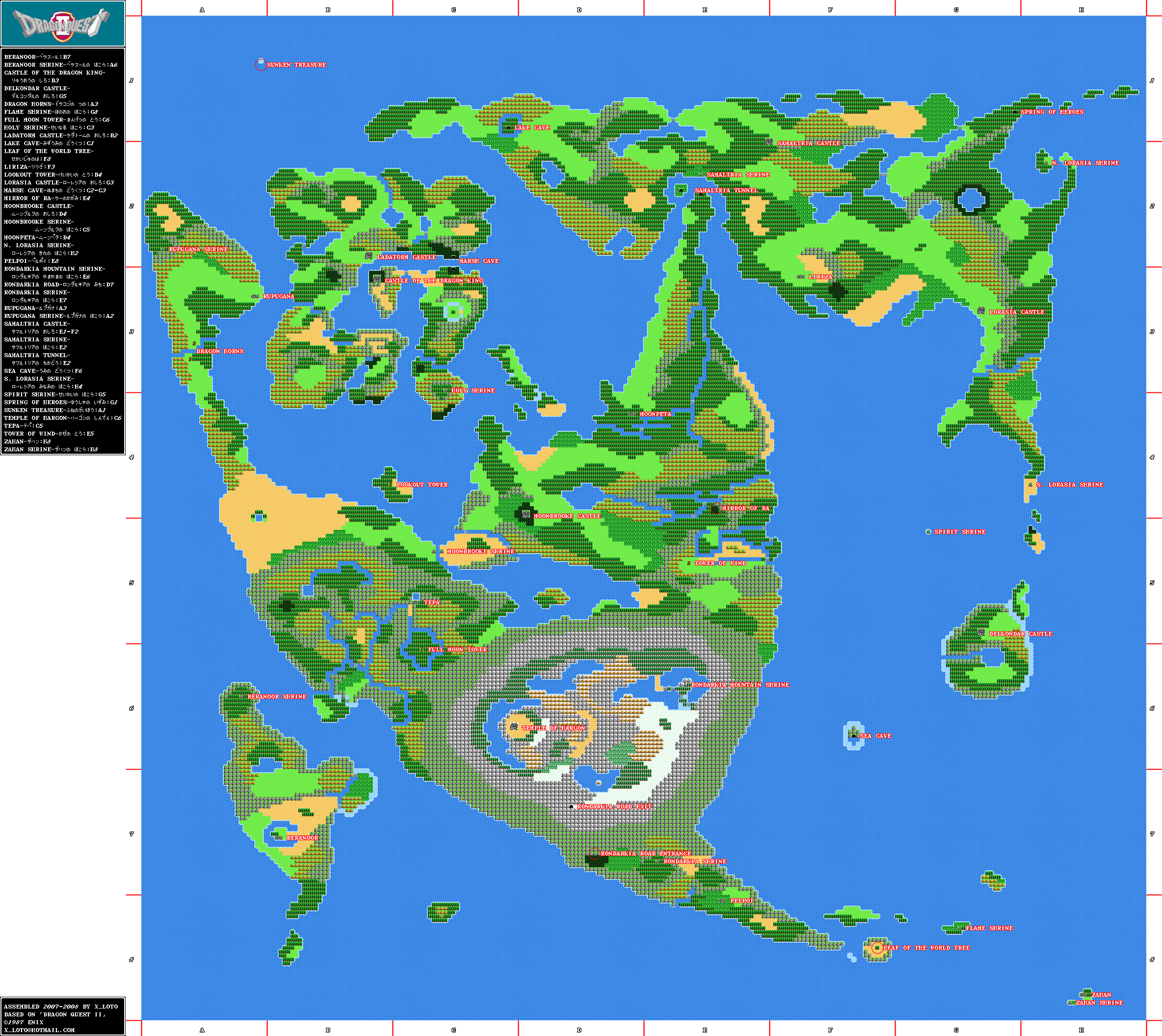 dq2_worldmap Dragon Warrior Map on just cause 2 map, the legend of zelda, double dragon, dragon quest monsters: joker 2, dragon quest viii: journey of the cursed king, dragon quest, crash bandicoot 2 map, dragon quest vi: realms of revelation, super mario brothers 2 map, ducktales 2 map, breath of fire 2 map, dragon quest v: hand of the heavenly bride, dark souls 2 map, jurassic park 2 map, dragon mountain map, crusader kings 2 map, dragon warrior iii, asia after world war 2 map, dragon quest world map, call of duty 2 map, dragon quest 4 map, indiana jones 2 map, forza horizon 2 map, chrono cross, adventure island 2 map, dragon tree map, dragon quest ix: sentinels of the starry skies, castlevania 2 map, wario land 2 map, infinity blade 2 map, dragon warrior monsters,